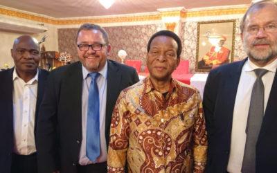 AfriForum betreur afsterwe van koning Goodwill Zwelithini kaBhekuzulu