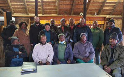 AfriForum ondersteun Barolong Boo Modiboa-gemeenskap met regshulp