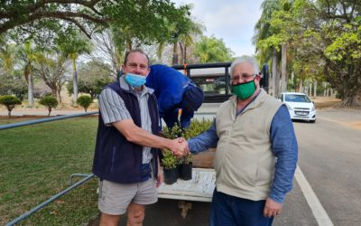 AfriForum se Witrivier-tak skenk spekbome aan Hoërskool Rob Ferreira
