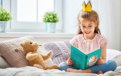 """Bring jou klein """"prins"""" of """"prinsessie"""" vir kinderboekvoorlesing by die AfriForum Teater"""